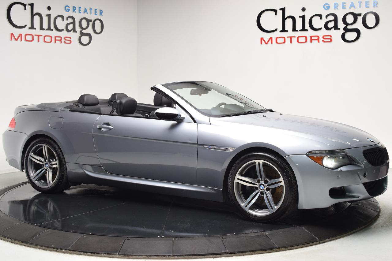 2007 BMW 6 Series M6 Glendale Heights IL
