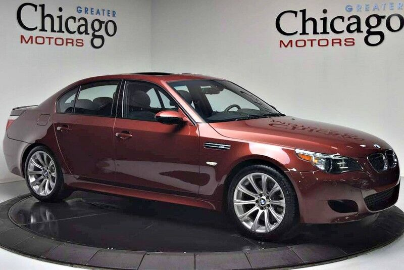 2007_BMW_M5 v10 Perhaps the lowest milage_1 Owner Collector quality !_ Chicago IL