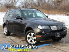 BMW X3 3.0si 1 Owner Premium Pkg Heated Seats Navi 2007