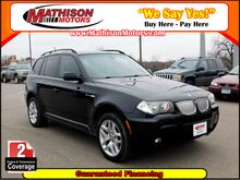 2007_BMW_X3_3.0si_ Clearwater MN