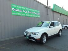 2007_BMW_X3_3.0si_ Spokane Valley WA