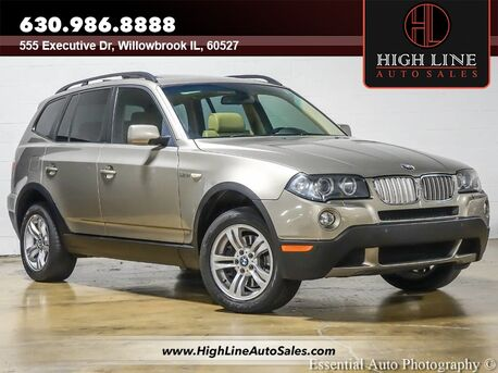 2007_BMW_X3_3.0si_ Willowbrook IL