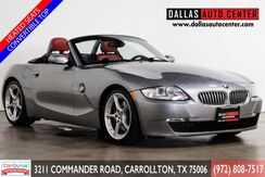 2007_BMW_Z4_Roadster 3.0si_ Carrollton TX