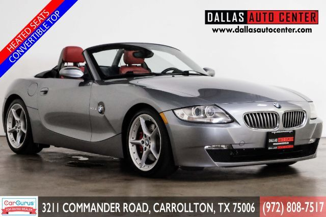 2007 BMW Z4 Roadster 3.0si Carrollton TX