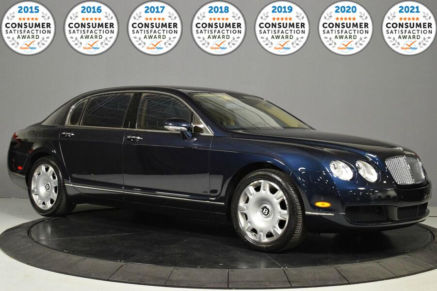 2007_Bentley_Continental Flying Spur__ Glendale Heights IL