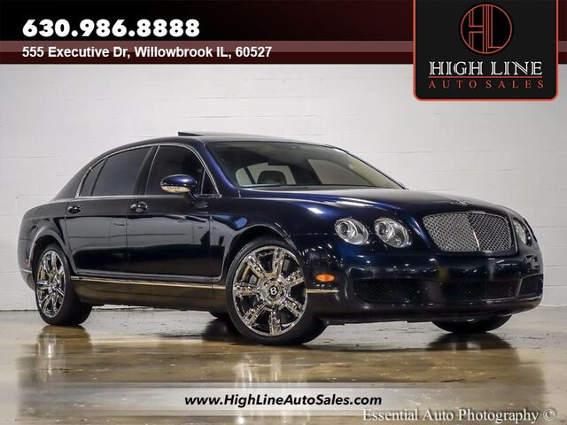2007 Bentley Continental Flying Spur  Willowbrook IL