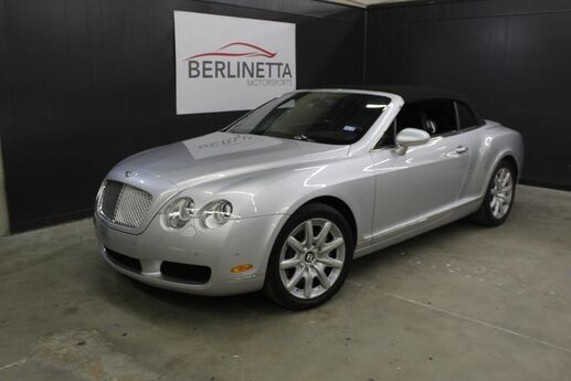 2007 Bentley Continental GT  Dallas TX