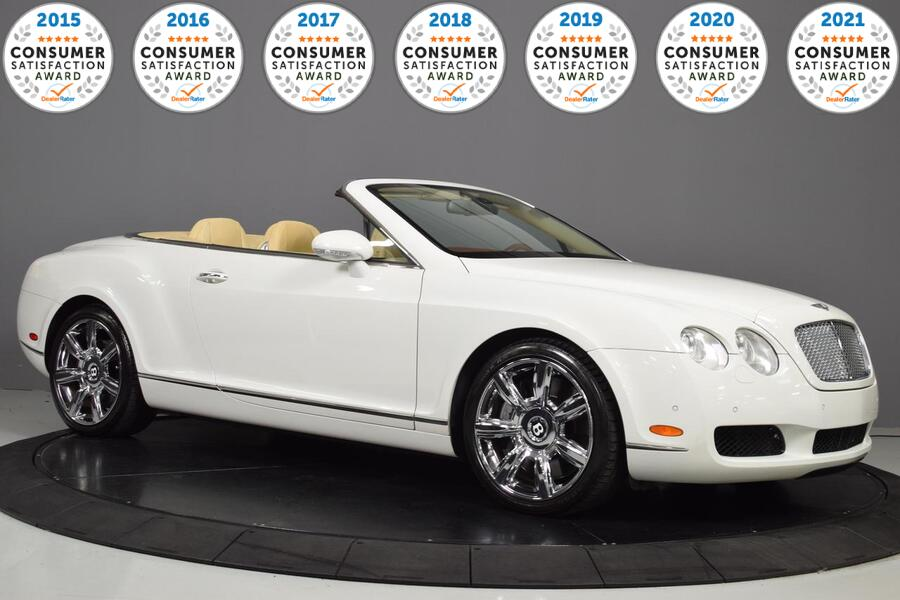 2007_Bentley_Continental GT__ Glendale Heights IL