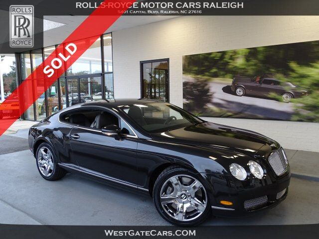 2007 bentley continental gt raleigh nc 27017677