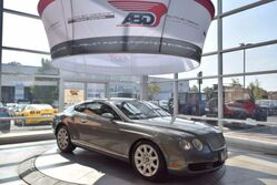 Bentley Continental GT Coupe 2007