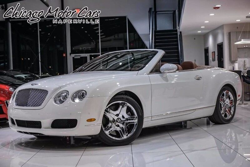 2007_Bentley_Continental GTC_Convertible_ Chicago IL