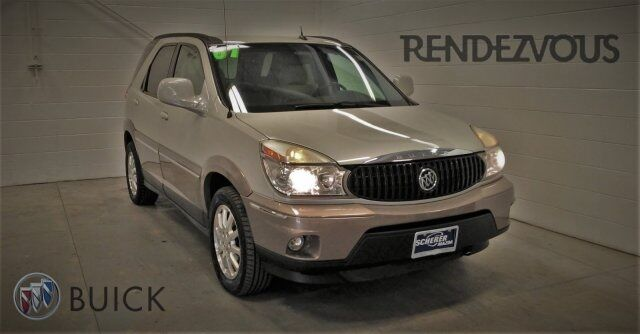 2007 buick rendezvous cxl for sale in wilson nc medlin mazda. Black Bedroom Furniture Sets. Home Design Ideas