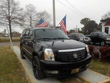 2007_CADILLAC_ESCALADE_LUXURY, BUYBACK GUARANTEE, WARRANTY, LEATHER, NAV, DVD PLAYER, BACKUP CAM, HEATED SEATS,LOW MILEAGE!_ Norfolk VA