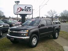 CHEVROLET COLORADO CREW CAB LT Z71 4X4, AUTOCHECK CERTIFIED, BED LINER, TOW PACKAGE, SUNROOF, NICE!!! 2007