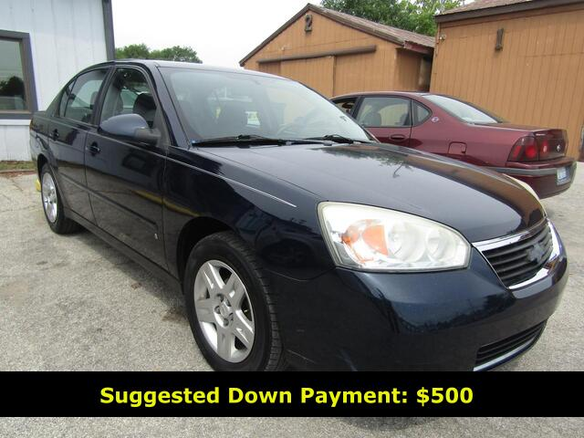 2007 CHEVROLET MALIBU LT  Bay City MI