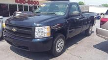 2007_CHEVROLET_SILVERADO_1500 2WD. AUTO CHECK CERTIFIED, 8 FT BED, BEDLINER, ONE OWNER, EXCELLENT WORK TRUCK!!!_ Norfolk VA