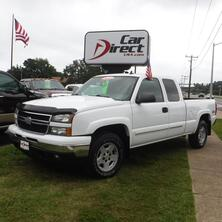 CHEVROLET SILVERADO 1500 LT1 EXT CAB 4X4, CARFAX CERTIFIED, KEYLESS ENTRY, BED LINER, TOW PKG, Z71 OFF ROAD, LOW MILES! 2007