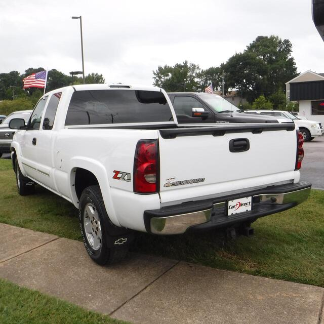 2007 chevrolet silverado 1500 lt1 ext cab 4x4 carfax certified keyless entry bed liner tow. Black Bedroom Furniture Sets. Home Design Ideas