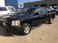 CHEVROLET SILVERADO CREW CAB, CLOTH,ALLOYS 2007