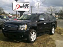 CHEVROLET SUBURBAN LTZ 4X4, CARFAX CERTIFIED, ONE OWNER, NAVIGATION, DVD, FULLY LOADED, WILL NOT LAST!!! 2007
