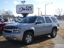 CHEVROLET TAHOE LT 4X4, CARFAX CERTIFIED, NAVIGATION, DVD, BACK UP CAMERA, THIRD ROW SEATING, IMMACULATE!! 2007