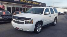2007_CHEVROLET_TAHOE_LTZ 4X4, CARFAX CERTIFIED, 3RD ROW, SUNROOF, DVD, NAV, SAT, BACKUP CAM, REMOTE START, LOADED!_ Norfolk VA