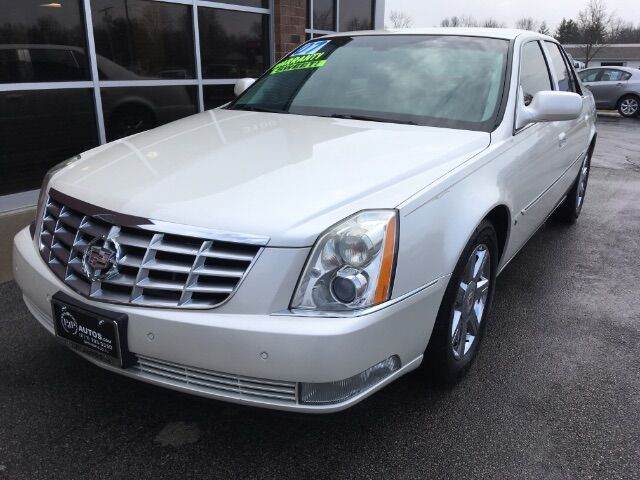 2007 Cadillac DTS Luxury 1 Springfield IL
