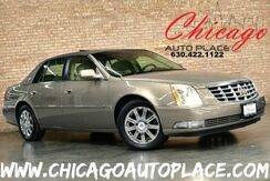 2007_Cadillac_DTS_Luxury II - 4.6L NORTHSTAR V8 ENGINE FRONT WHEEL DRIVE TAN LEATHER INTERIOR HEATED/COOLED SEATS SUNROOF NAVIGATION PARKING SENSORS BOSE AUDIO SUNROOF WOOD GRAIN INTERIOR TRIM_ Bensenville IL