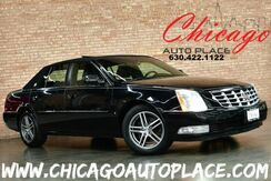 2007_Cadillac_DTS_Luxury II - BLACK LEATHER HEATED/COOLED SEATS SUNROOF WOOD GRAIN TRIM XENONS_ Bensenville IL