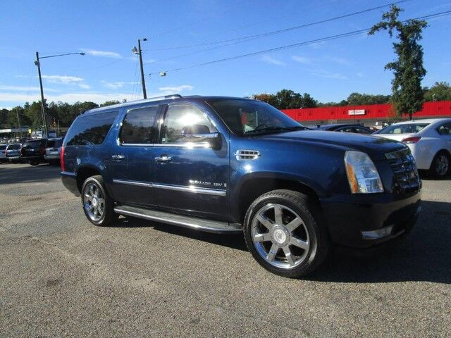 2007 Cadillac Escalade Esv Awd Richmond Va 26712001