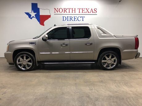 2007 Cadillac Escalade EXT Premium Luxury Technology Rear Entertainment Camera Navi Mansfield TX