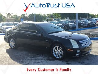 Cadillac STS Luxury Leather Sunroof Bose Audio Low Miles 2007