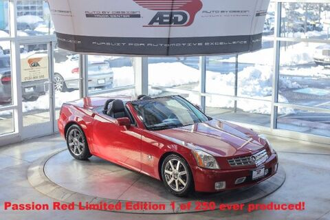 2007_Cadillac_XLR_Passion Red Limited Edition_ Chantilly VA