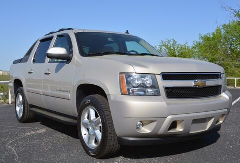 2007_Chevrolet_Avalanche_Crew Cab LT 2WD_ Fort Worth TX