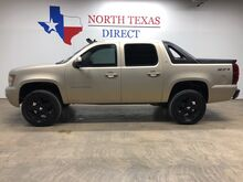 2007_Chevrolet_Avalanche_Z-71 3LT4x4 Lifted Leather Sunroof Rock Star Touch Screen_ Mansfield TX