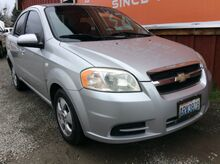 2007_Chevrolet_Aveo_LS 4-Door_ Spokane WA