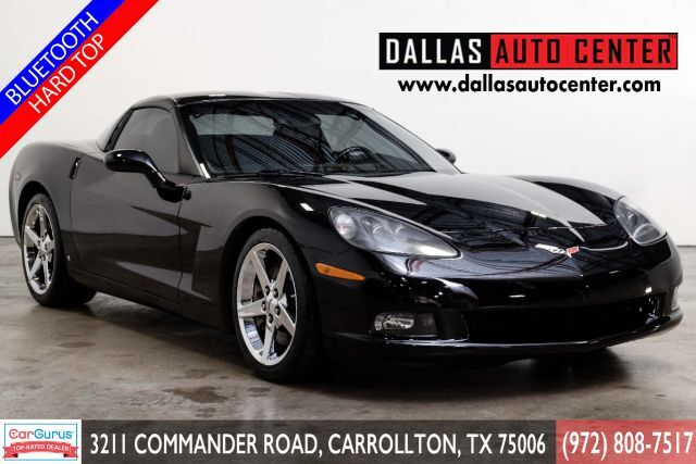 2007 Chevrolet Corvette Coupe LT3 Carrollton TX