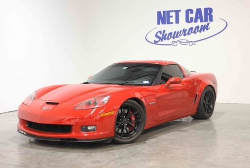 2007 Chevrolet Corvette Z06 Houston TX