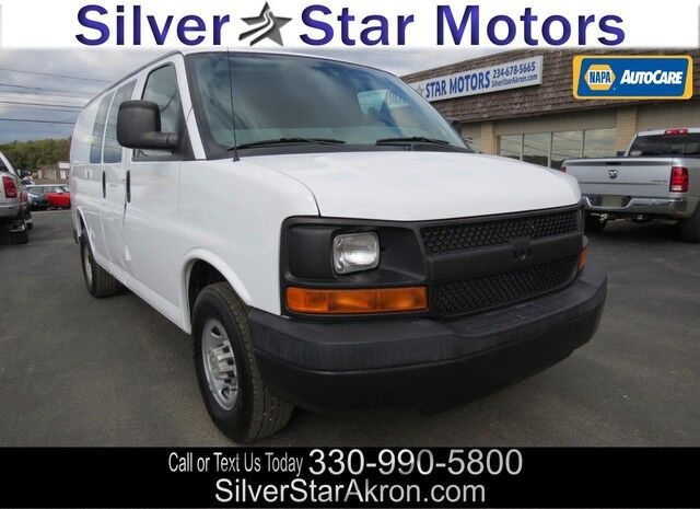 Used Chevrolet Express Cargo Van Tallmadge Oh