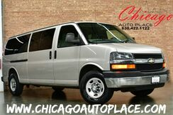2007_Chevrolet_Express Passenger_6.0L VORTEC V8 LONG WHEEL BASE 14 PASSENGER SEATING CLIMATE CONTROL TOW PACKAGE_ Bensenville IL