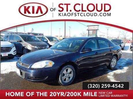2007 Chevrolet Impala LT St. Cloud MN