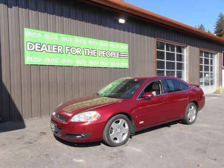 2007 Chevrolet Impala SS Spokane Valley WA