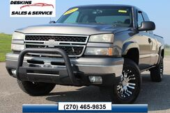 2007_Chevrolet_Silverado 1500 Classic_Work Truck_ Campbellsville KY