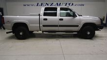 2007_Chevrolet_Silverado 2500_4x4 Crew Cab LS: 6.6L-SHORT-KENWOOD-TOOL BOX-CLOTH-CD PLAYER-4X4_ Fond du Lac WI