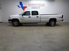 Chevrolet Silverado 2500HD Classic LS 2500HD 4WD Long Bed 6.0L Vortec Crew Cab 2007
