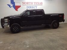 Chevrolet Silverado 2500HD LTZ 4x4 Crew Short Bed Heated Leather Bluetooth Fuel Wheels 2007