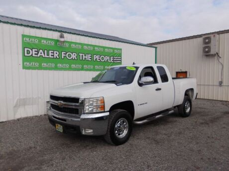 2007 Chevrolet Silverado 2500HD LTZ Ext. Cab 2WD Spokane Valley WA