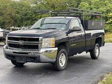 2007_Chevrolet_Silverado 2500HD_Ladder Rack and Tool Boxes_ Crozier VA