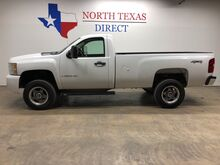 2007_Chevrolet_Silverado 3500HD_LT 4WD 6.6 Diesel Allison Gps Navigation Long Bed Alloys_ Mansfield TX