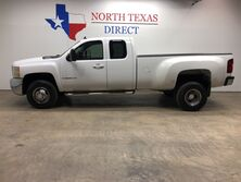 Chevrolet Silverado 3500HD LTZ DRW 6.6L Duramax Diesel Heated Leather Bose Bedliner 2007